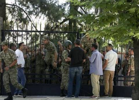 عاجل| اعتقال 100 عنصر من القوات المسلحة التركية في دياربكر