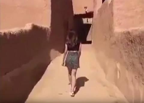 """الشرطة السعودية تحقق مع صاحبة فيديو """"مودل خلود"""""""