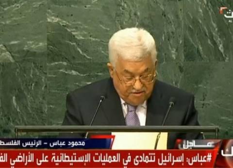 مستشار محمود عباس: إنهاء الانقسام أبرز رد على العدوان الإسرائيلي