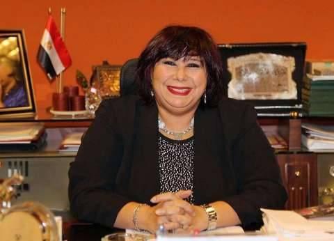 وزيرة الثقافة: 200 فعالية فنية بالمحافظات خلال عيد الأضحى