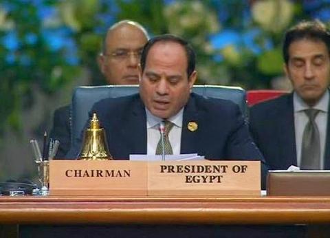 السيسي يعلن نجاح القمة العربية الأوروبية: ما توافقنا عليه فاق التوقعات