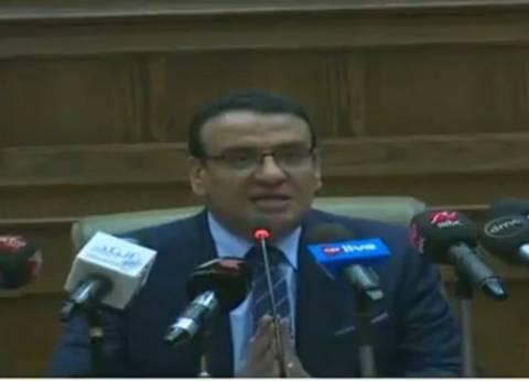 صلاح حسب الله: سأتخلى عن دوري كمتحدث باسم ائتلاف دعم مصر