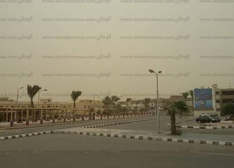 عمليات جنوب سيناء: الطقس غير مستقر واحتمال سقوط أمطار غدا