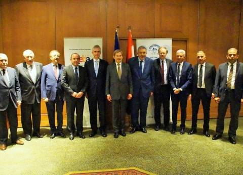 """""""المصرية الأوروبية"""": إنشاء صندوق لخلق فرص عمل في الدول المتأثرة من الهجرة"""