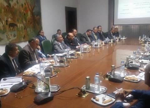 """لجنة """"الزراعة والري"""" تناقش تذليل معوقات المشروعات المشتركة"""