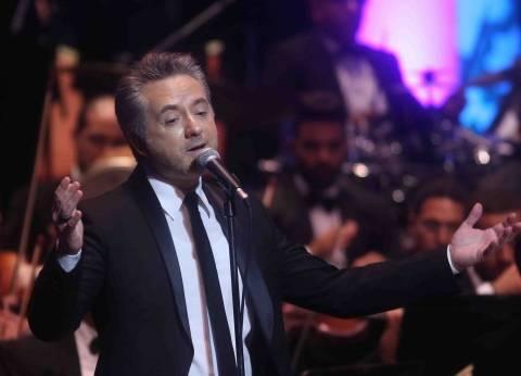"""مروان خوري لـ""""الوطن"""": السعودية لم تمنع أغنياتي"""
