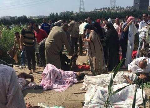 بعد كارثة قطاري البحيرة.. 3 طرق للتعرف على جثث الضحايا المشوهة
