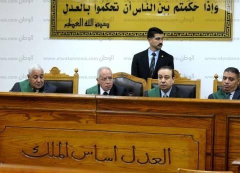 تأجيل محاكمة بديع وآخرين في quotأحداث الاستقامةquot لجلسة 5 نوفمبر