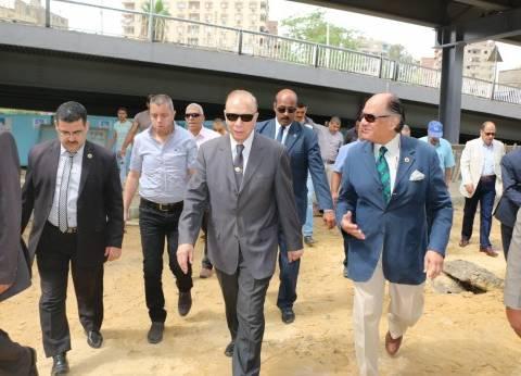 """محافظ القاهرة: لدينا 60 منطقة """"عشوائية خطرة"""".. وجار التعامل معها"""