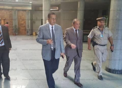 مساعد وزير الداخلية يتفقد الإجراءات الأمنية بميناء دمياط البحري