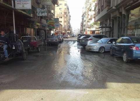"""نائب محافظ القاهرة يتوجه لموقع """"الهبوط الأرضي"""" بالعتبة"""