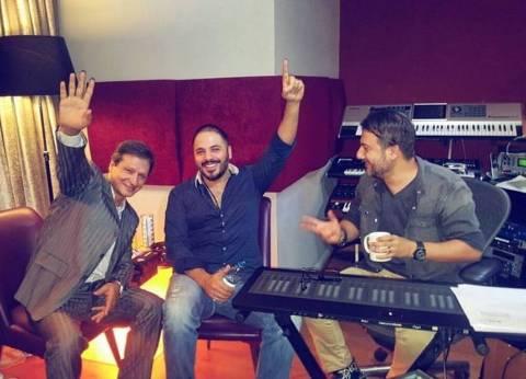 رامي عياش يسجل أغنية جديدة مع نزار فرانسيس وجان رياشي