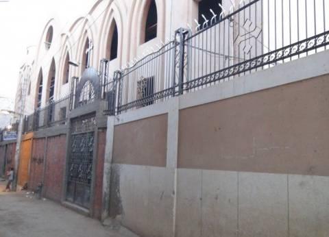 """إجراءات أمنية مشددة بمحيط كنائس المنيا بعد حادث تفجير """"البطرسية"""""""