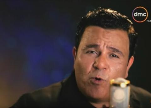 """محمد فؤاد: """"صوتي بيقف انتباه أتوماتيك لما بغني وطني"""""""