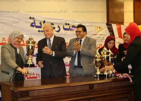 محافظ جنوب سيناء يكرم الفائزين في ملتقى الموهوبين بشرم الشيخ