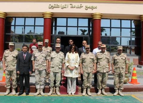 وزير الدفاع يصدق على لجنة تسوية المواقف التجنيدية لأبناء مطروح