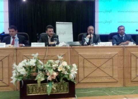 نائب وزير المالية: المجلس الوطني للتنافسية يدعم البرامج التدريبية بمصلحة الضرائب