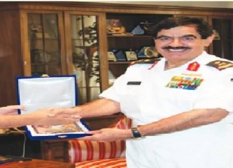 بعد إحالته للتقاعد.. 8 معلومات عن قائد القوات البحرية السعودي