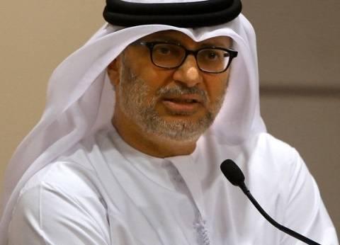 أنور قرقاش: الرد القطري غاب عنه الشجاعة الأدبية وتحمل المسؤولية