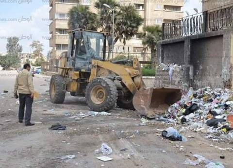 """نائب محافظ القاهرة: شراء القمامة فكرة جيدة.. """"النفايات ذات قيمة"""""""