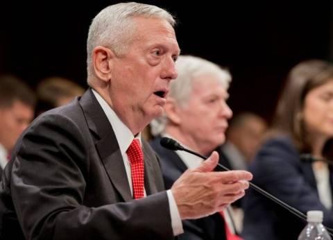 ماتيس يدعو الجنود الأمريكيين لأن يستعدوا للحرب بغية تمكين الدبلوماسيين