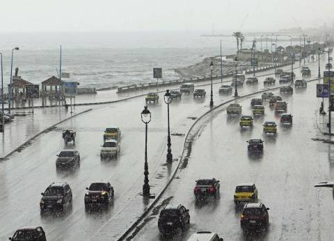 """""""الأرصاد الجوية"""" تحذر من الشبورة المائية وتطالب السائقين بتوخي الحذر"""