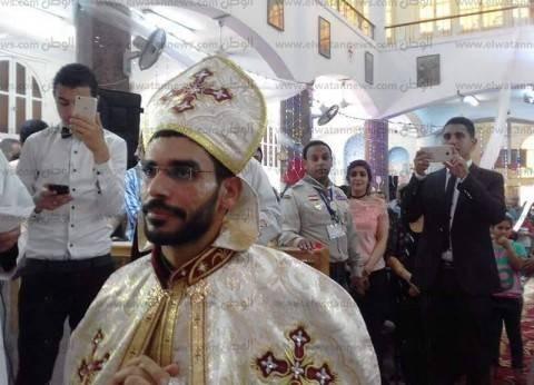 """الكنيسة الكاثوليكية ترسم كاهن جديد بـ""""أبوقرقاص"""""""