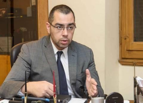 """المتحدث باسم """"الصحة"""": الوزير دعا النائب محمد فؤاد للقائه الإثنين"""
