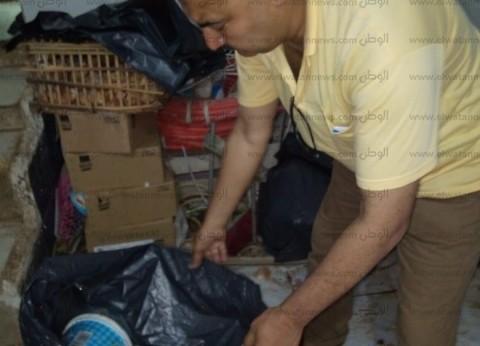 """""""صحة الشرقية"""": إعدام 800 كيلو فسيخ ورنجة في أول أيام عيد الفطر"""