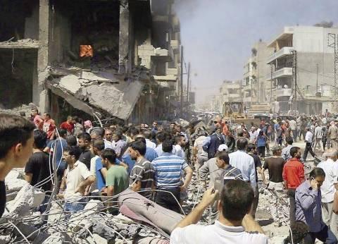 """المعارضة السورية تستعيد بلدة """"الراعي"""" الاستراتيجية من داعش في حلب"""