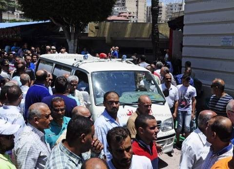المنيا تشيّع جثامين 12 شخصا بينهم 4 أطفال قضوا في حادث تصادم