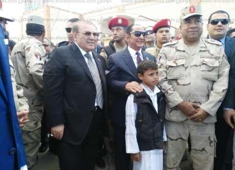 جامعة سيناء: منح دراسية مدى الحياة لأبناء شهداء قرية الروضة