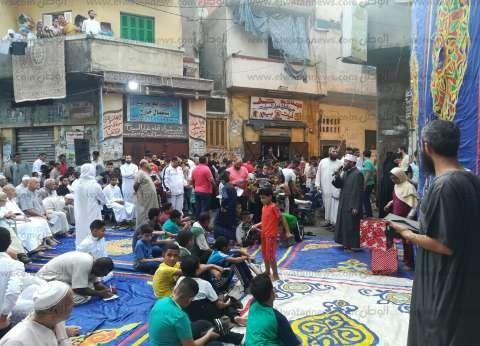 """أهالي كفر الشيخ يؤدون صلاة العيد في 359 ساحة تابعة لـ""""الأوقاف"""""""