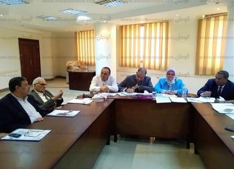 طارق عمارة رئيسا لمجلس أمناء تعليم كفر الشيخ بالتزكية