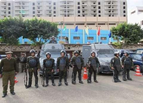 مواجهات للعناصر الإجرامية بالدقهلية بالتزامن مع العملية الشاملة 2018