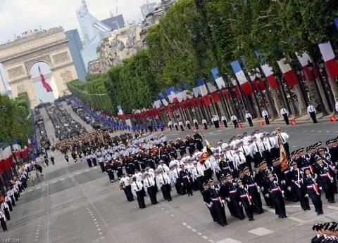 اليابان وسنغافورة ضيفتي العيد الوطني الفرنسي