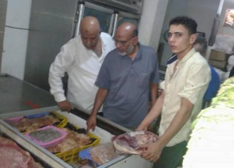 """""""صحة الدقهلية"""": إعدام 1477 كيلو أغذية في حملات العيد"""