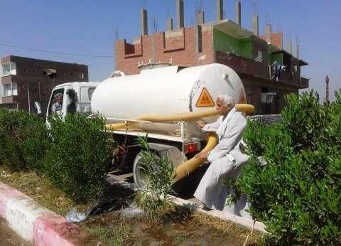 محافظ سوهاج: استمرار أعمال النظافة والتجميل بمركز جهينة