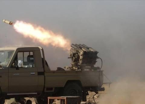 """قصف عراقي مدفعي مكثف يستهدف """"داعش"""" في سوريا"""