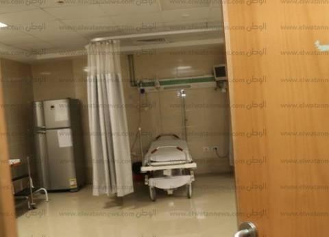 مشاجرة بين محام وإداريين بمستشفى جامعة الفيوم بسبب الخدمة الصحية