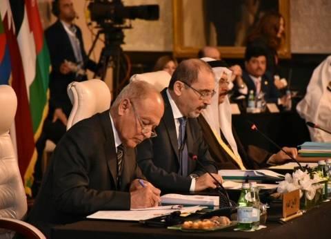 أبو الغيط: التلاعب بوضعية القدس استفزاز غير مبرر لمشاعر العرب