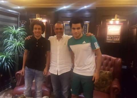 """""""عمر جابر"""" و""""أحمد ناصر"""" ينضمان لمبادرة تنشيط السياحة في مصر"""