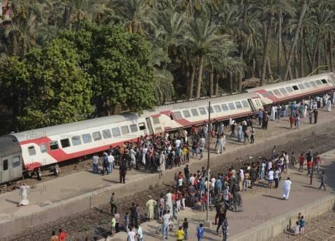وزير النقل يفتح تحقيقا عاجلا لمعرفة أسباب حادث قطار البدرشين