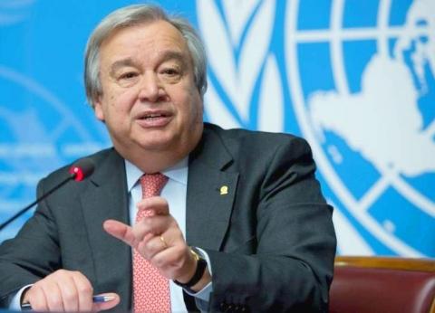 الأمين العام للأمم المتحدة: مرتفعات الجولان أرض سورية محتلة