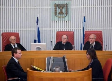 المحكمة الإسرائيلية العليا ترجىء هدم منازل مستوطنين في الضفة الغربية