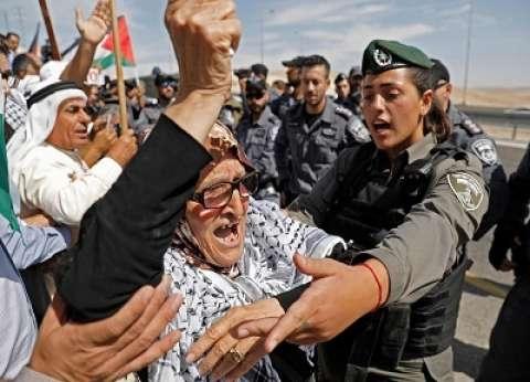 """إصابات بالرصاص والاختناق بسبب قمع الاحتلال """"مسيرة العودة"""" شرق غزة"""