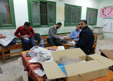 مؤشرات أولية| اللجنة العامة رقم 18 الشيخ زايد: 16835صوتا للسيسي