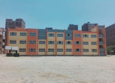 بالصور  القاهرة تستقبل العام الدراسي بـ7 مدارس جديدة