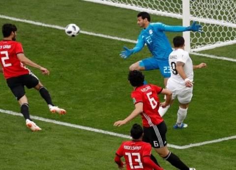 """وزير الشباب بعد هزيمة المنتخب: """"الحمد لله إن مصر وصلت كأس العالم"""""""