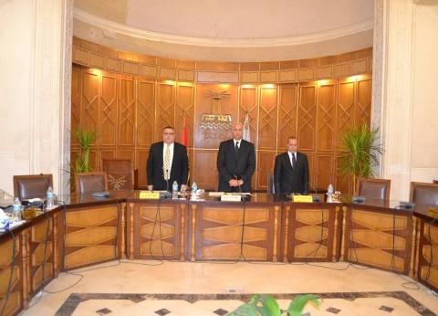 رئيس جامعة الإسكندرية: الانتهاء من أعمال الصيانة والمنشآت والمعامل
